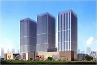 中建二局承建金凤区万达广场 银川市亚星租赁公司供应钢管、扣件、塔吊